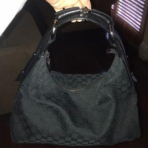 Gucci Soho Jessica Black Bag